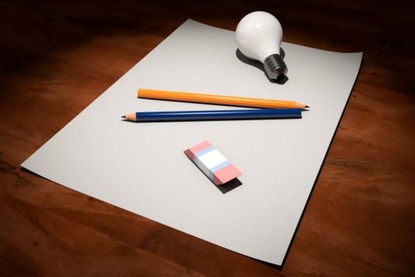blank design desk 247772