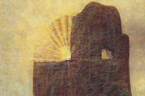ciurlionis the past