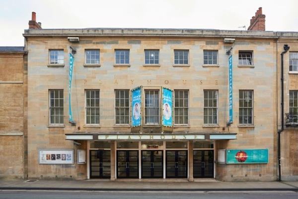 Photo of the front of Oxford Playhouse