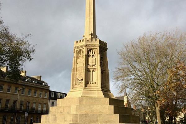 hannah smyth oxford war memorial