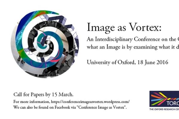 Image as Vortex