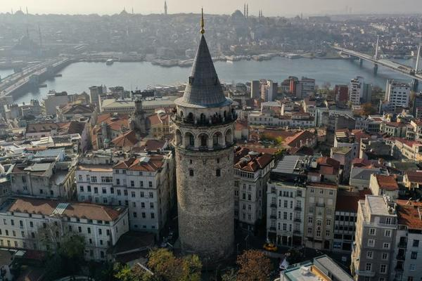 castle in istanbul