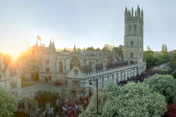 magdalen may morning 2007 panorama
