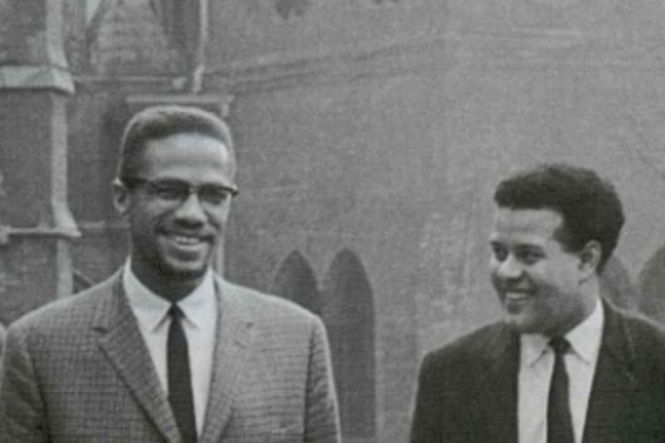 malcom x in oxford