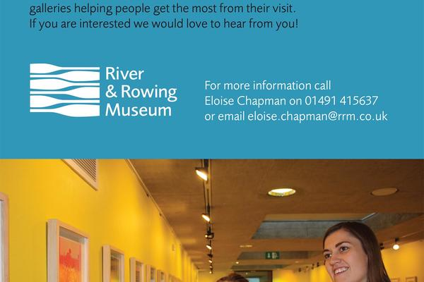 river and canal trust volunteer