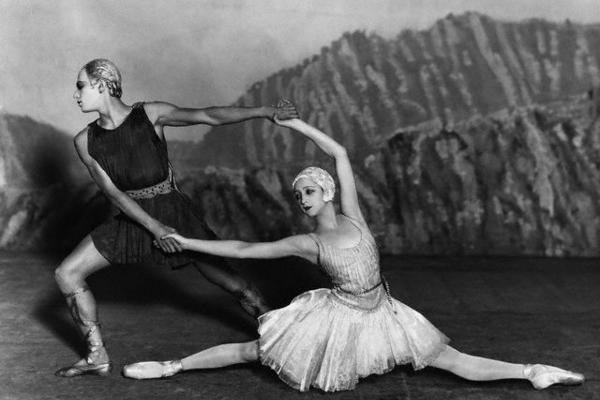 ballets russes  apollo musagete