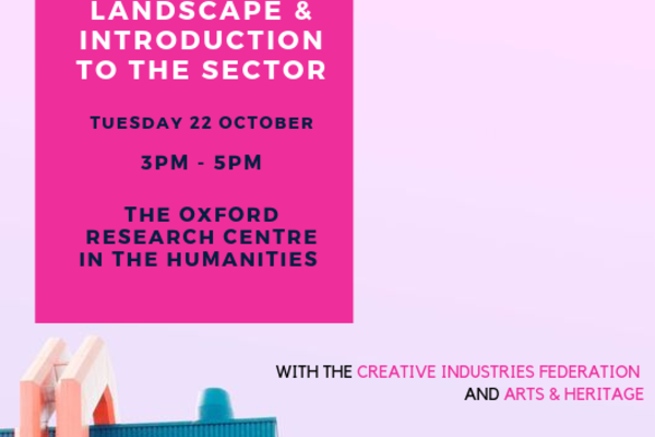 creative industries pathway 22 october