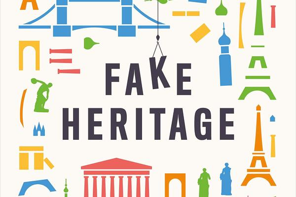 fake heritage book cover