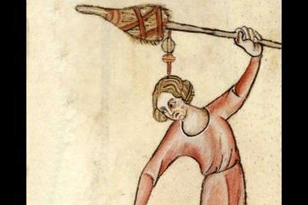 luttrel psalter violent women