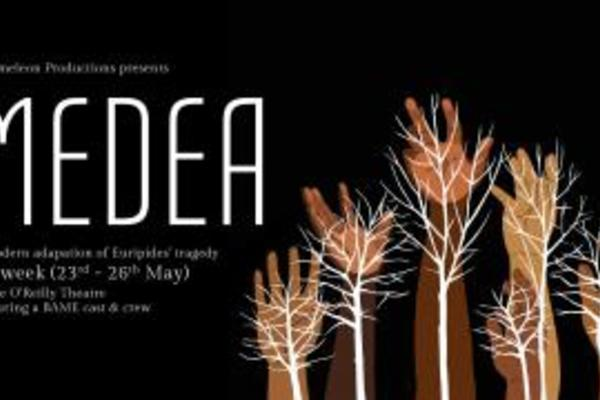 medea a modern adaptation flyer