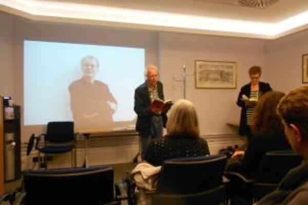 Volker Braun presentation