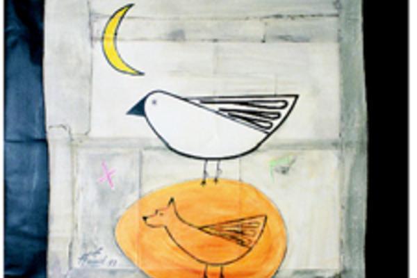 callaloo logo bird