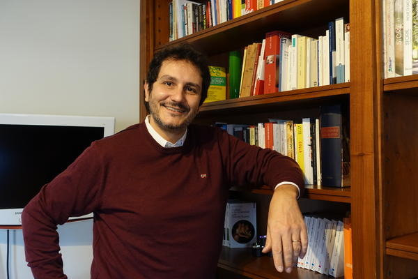 Dr Andrea Caracausi