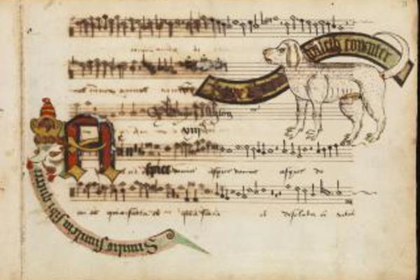 digitally reconstructing tudor music