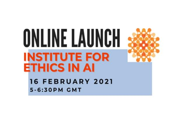 ethics in ai launch 16th feb