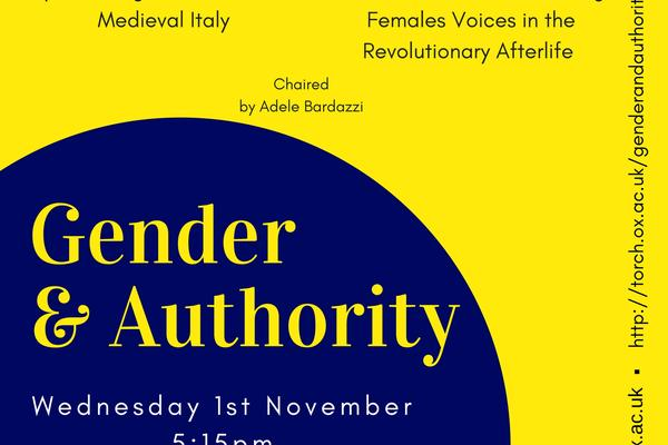 gender authority