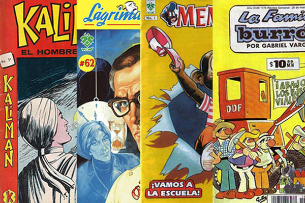 mexican comics 16 feb