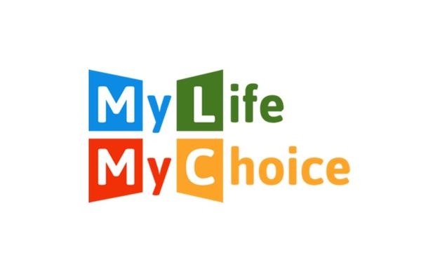 my life my choice edited logo