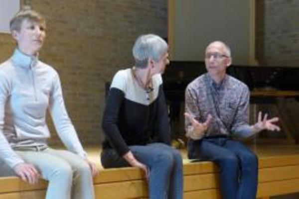 Siobhan Davies Dance Event