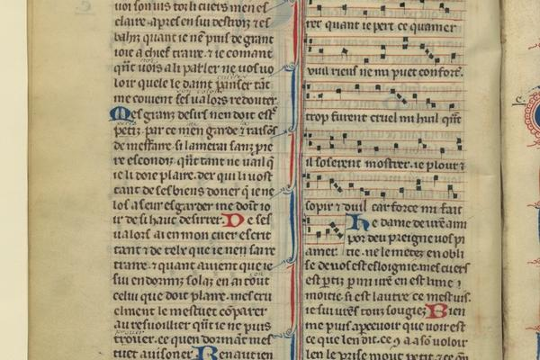 performing medieval songs blog