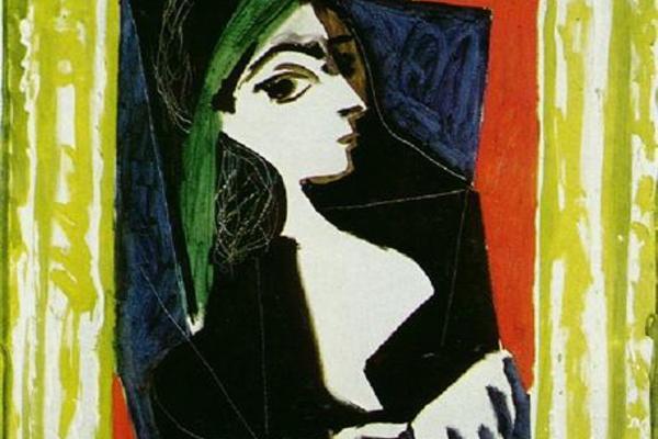 Portrait of Jacqueline - Pablo Picasso