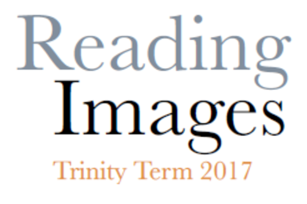 reading images trinity term