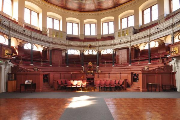 sheldonian theatre