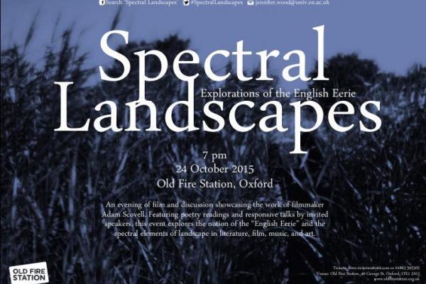 spectral landscapes poster final