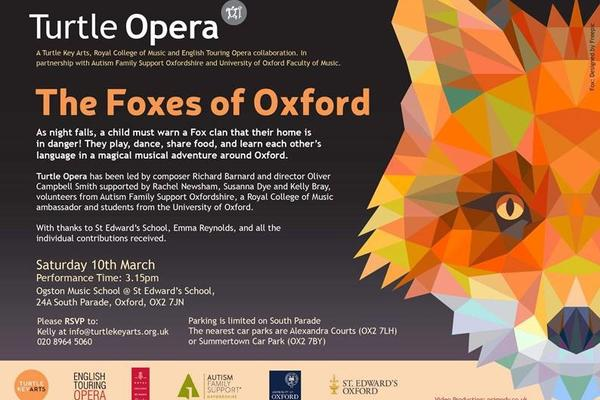 the foxes of oxford