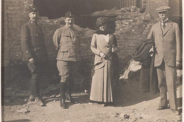 wharton wartime image