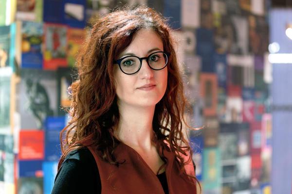 Professor Maria Boletsi