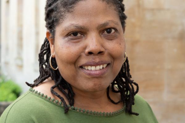 Professor Audrey Mbogho