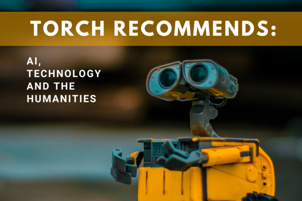 Torch recommends. Wall-E looking up.