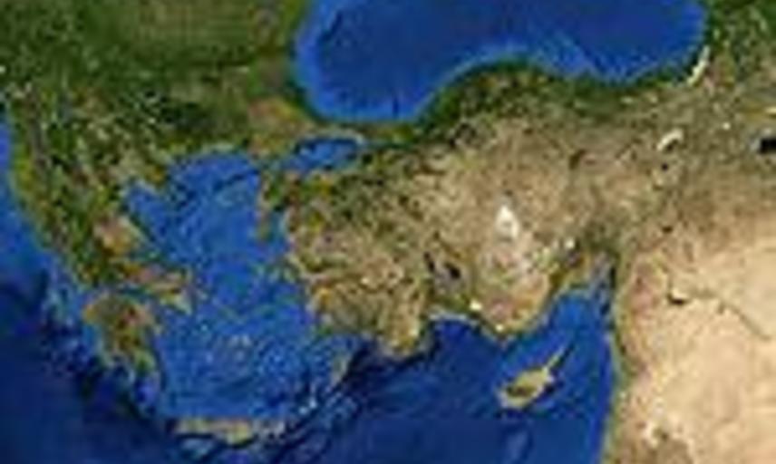 east mediterranean sea