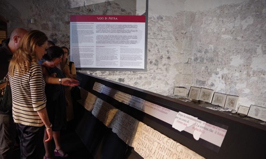 Exploring Sicilian Epigraphy Exhibition Opens in Italy