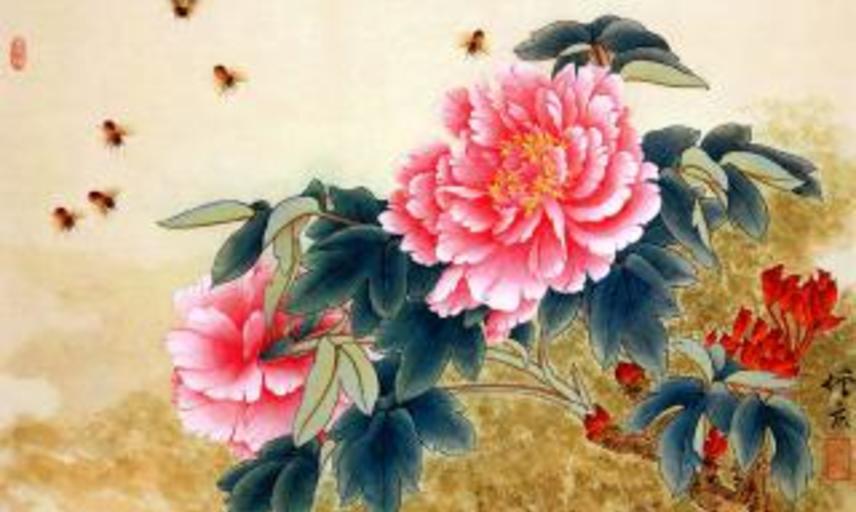 flowers china