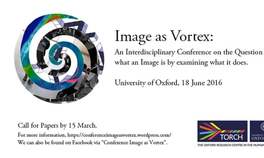 Image as Vortex