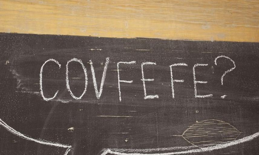 Is the future covfefe?