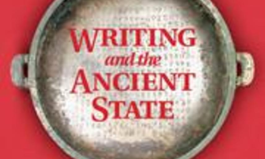 writing and the ancient state book cover