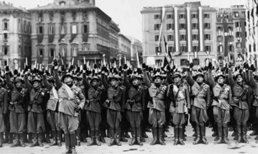 fascistdaggersalute