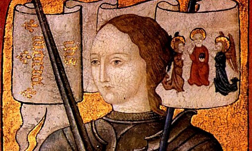 joan of arc miniature graded