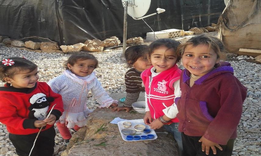 livelihoods of syrian refugees in host countries