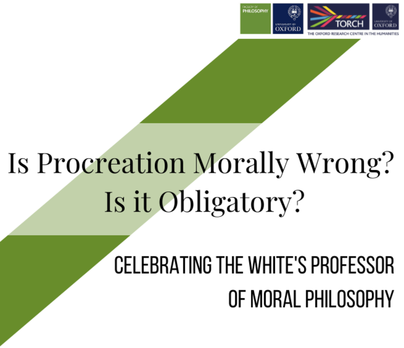 White's Professor of Moral Philosophy