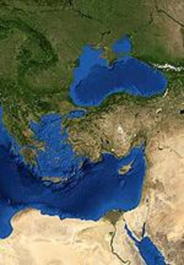 east mediterranean sea