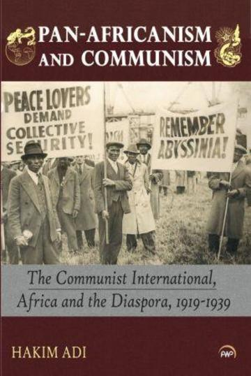 pan africanism and communism cover web