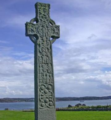 celtic seminar cross