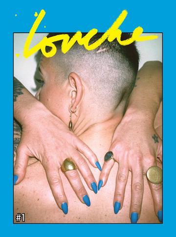 louche magazine cover