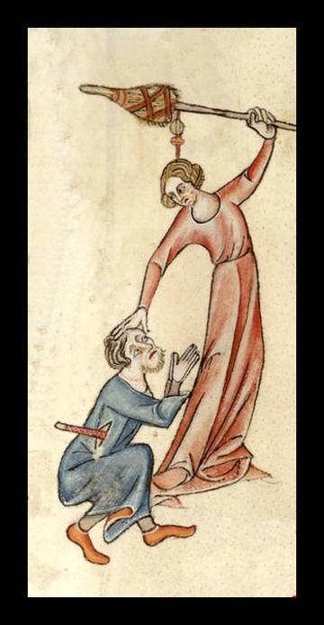 luttrel psalter violent women
