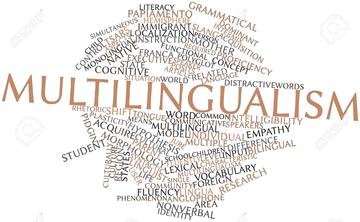 17020567 abstract word cloud for multilingualism with related tags and terms stock photo