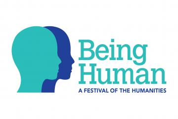 being human logo standard